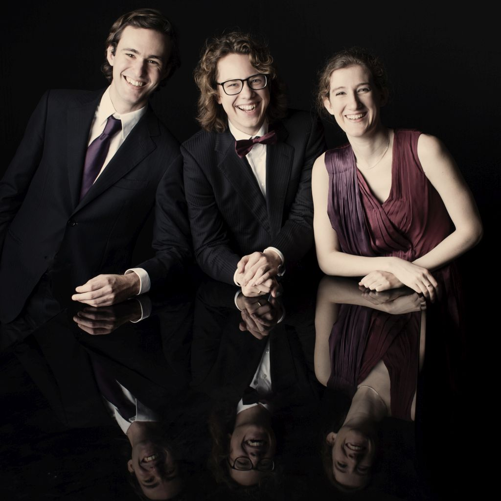 Van Baerle Trio Photo: Marco Borggreve